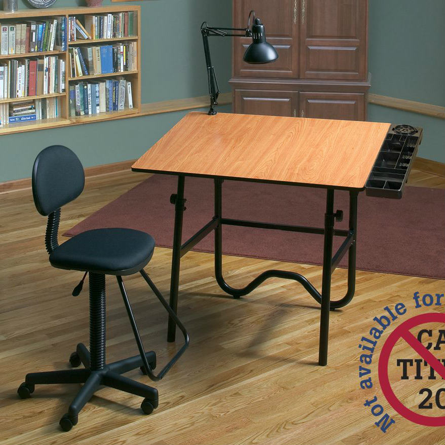Alvin Creative Center Combo E With Rounded Corners CC2005EBWR
