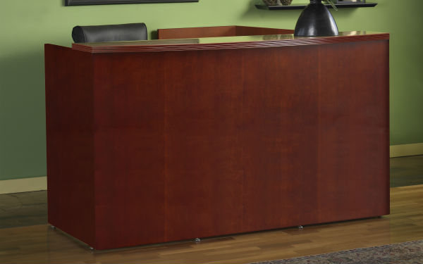 Luminary Reception Room Furniture in Cherry