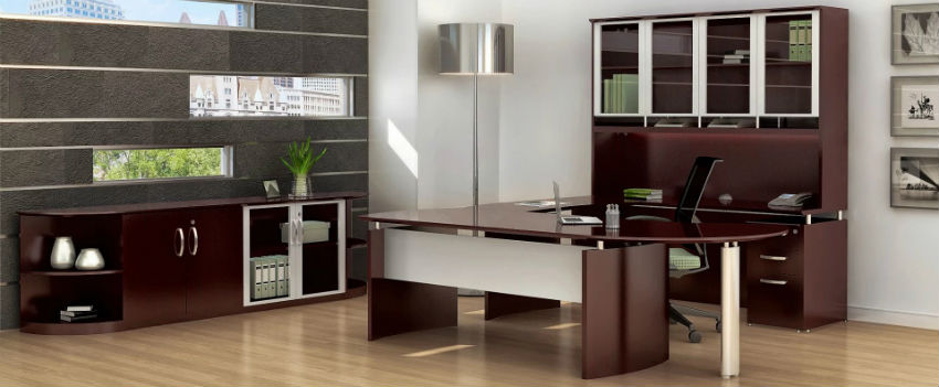 Private Office Desking