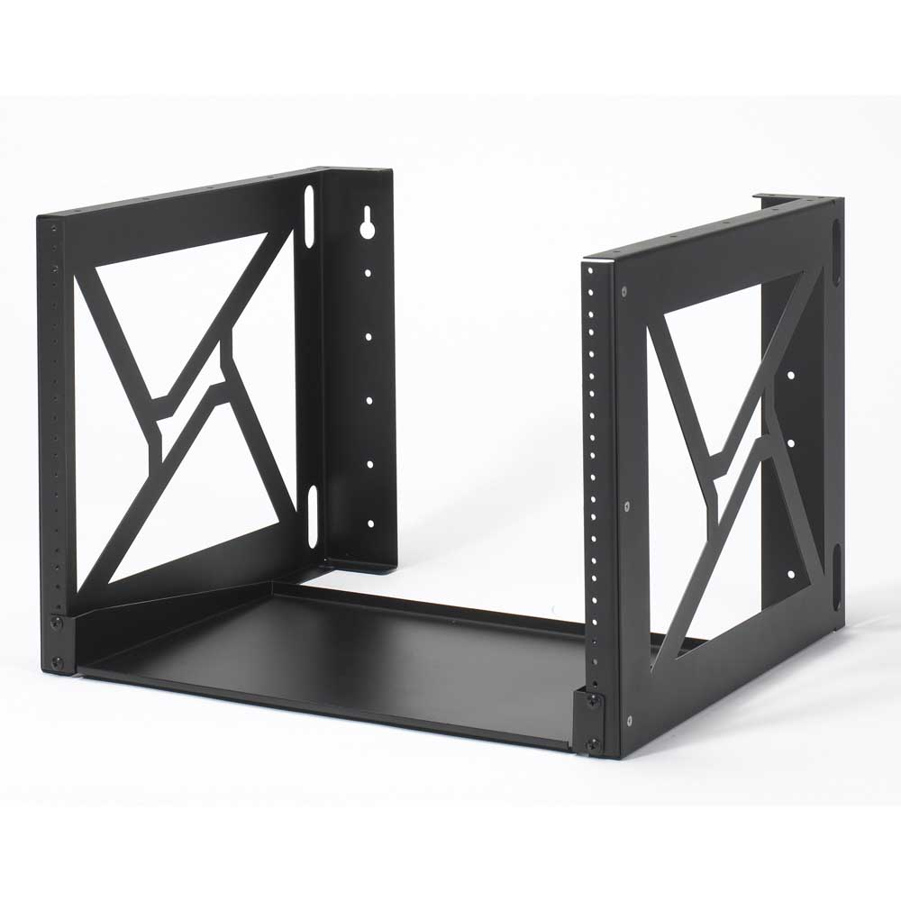Open Frame Wall Mount Racks