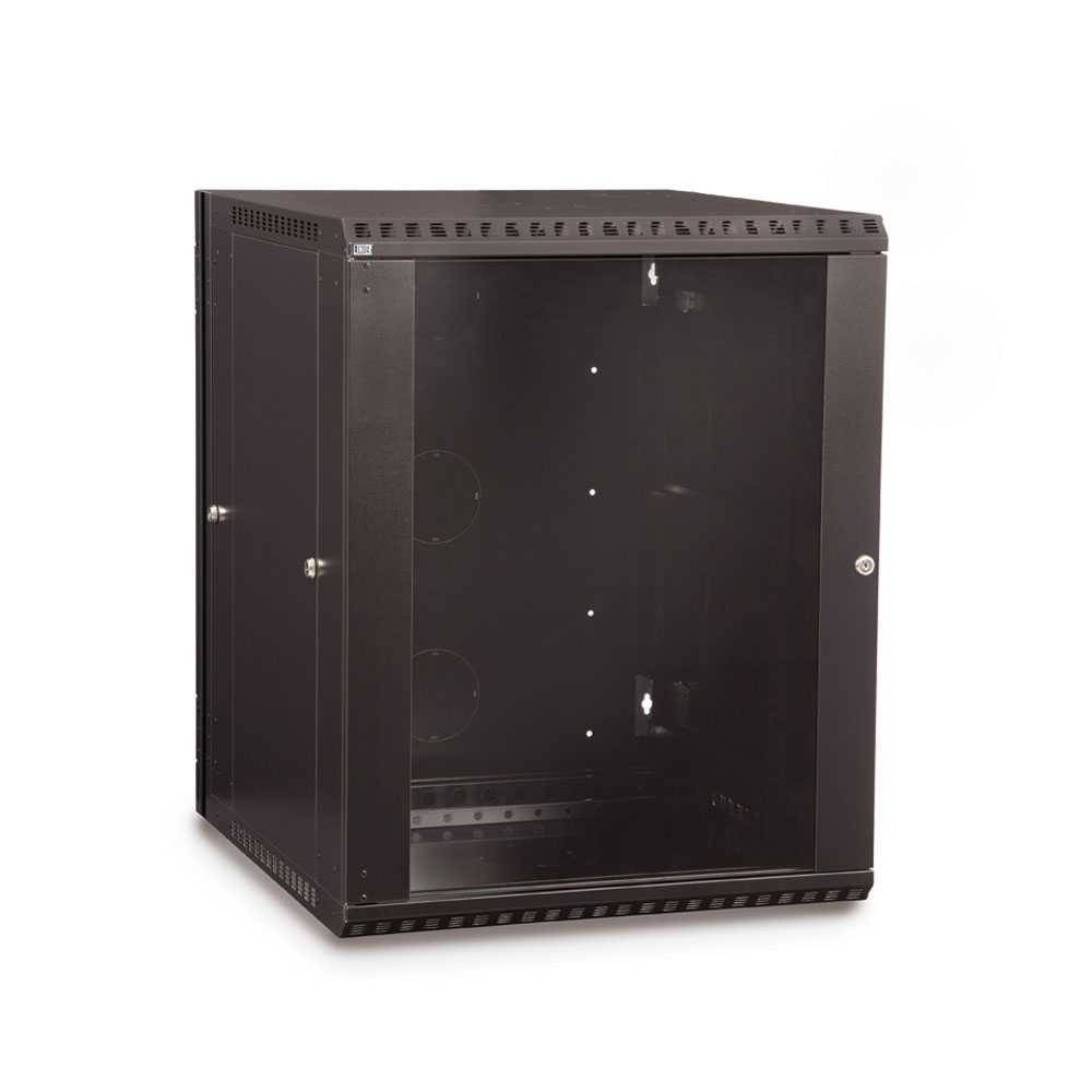 Kendall Howard LINIER Swing-Out Wall Mount Server Cabinets