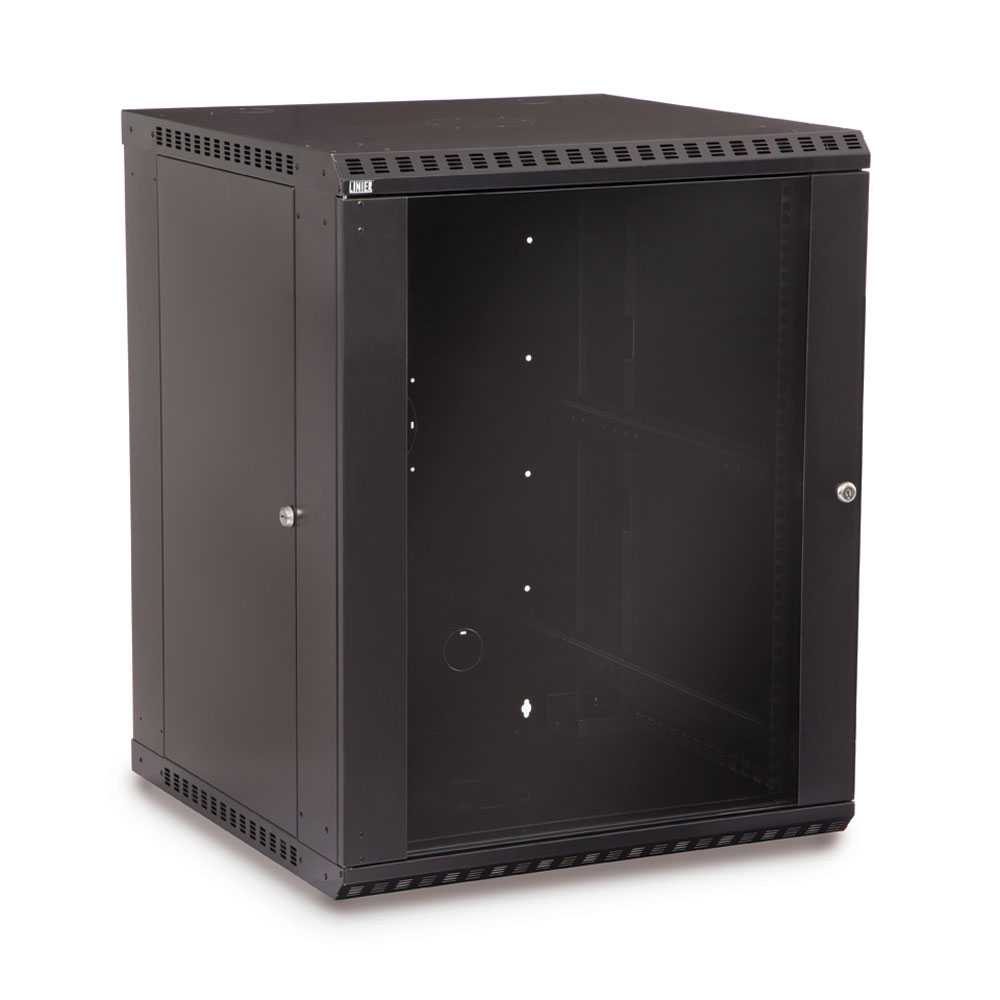 Kendall Howard LINIER Fixed Wall Mount Server Cabinets