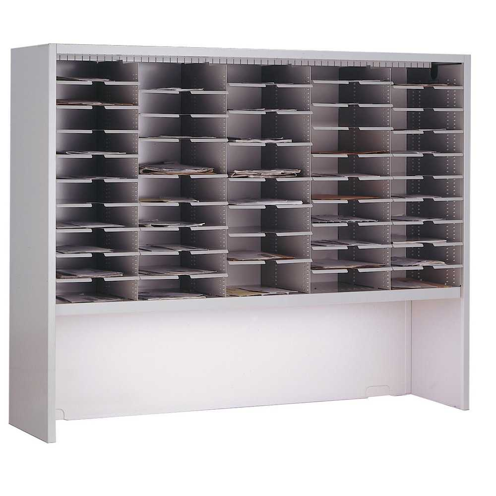 Mailflow Elevated Closed Back Mail Sorters