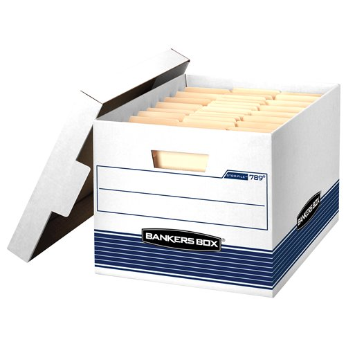 Extra Strength Bankers Box Storage Boxes