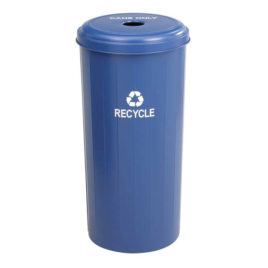 Recycling Receptacles, Containers, & Bins