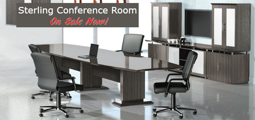 Sterling Conference Room Sale!