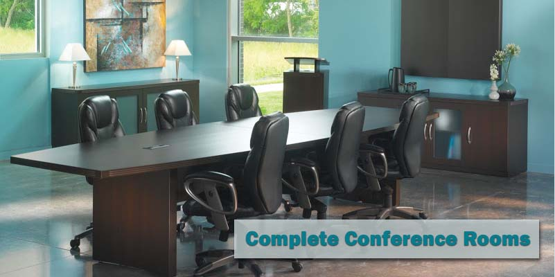 Complete Conference Room Furniture