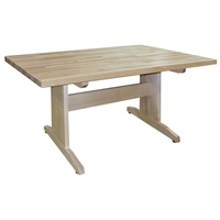 "42"" x 60"" Maple Top A-2 Art Table Drafting Furniture, Drafting Tables and Drawing Boards, Work Tables and Team Tables"