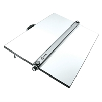 "16"" x 21"" PXB Portable Drafting Board Drafting Furniture, Drafting Tables and Drawing Boards, Portable Drafting and Drawing Boards, Alvin Portable Parallel Straightedge Boards, Office Furniture, Office Desking, Drafting & Craft Tables, Portable Drawing Boards"