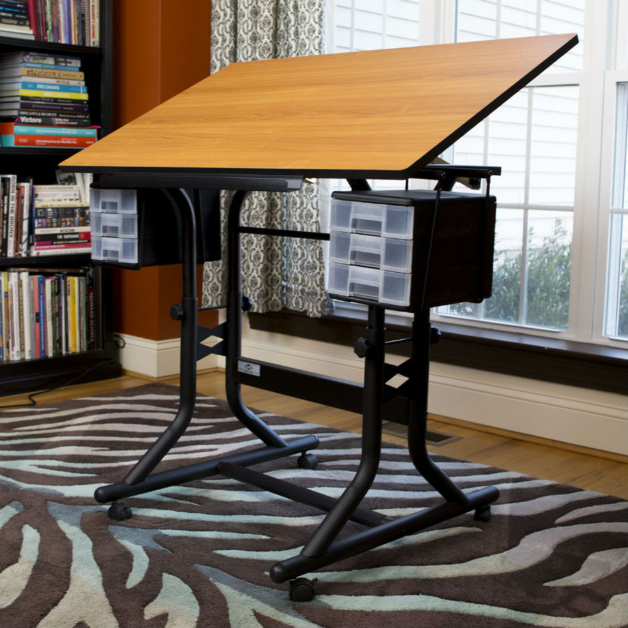 Alvin Craftmaster Art Drawing Amp Hobby Table Station Cm40