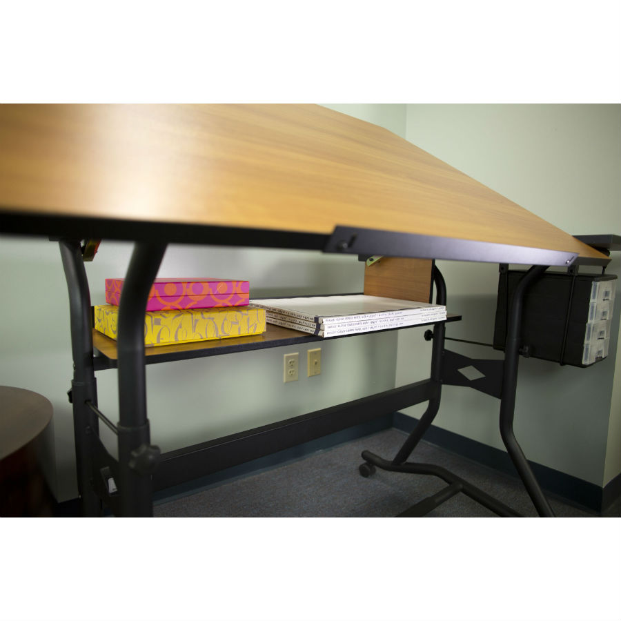 ... Craftmaster III Split Top Drafting, Drawing, Art Table   CM60 3 WBR ...