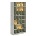 7-Tier Stax Medical Shelving (Legal Size)
