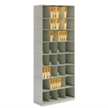 8-Tier Stax Medical Shelving (Legal Size)