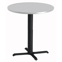 "30"" Round High-Top Table"