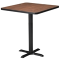 "30"" Square High-Top Table"