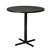 "42"" Round High-Top Table"