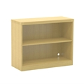 Aberdeen 2 Shelf Bookcase in Maple