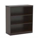 Aberdeen 3 Shelf Bookcase in Mocha