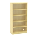 Aberdeen 5 Shelf Bookcase in Maple