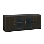 Aberdeen Low Wall Cabinet in Mocha