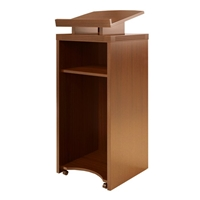 Aberdeen Lectern in Cherry Laminate