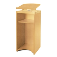 Aberdeen Lectern in Maple Laminate