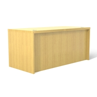 Aberdeen Rectangular Desk in Maple