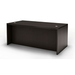 "Aberdeen 72"" Rectangular Conference Desk in Mocha"