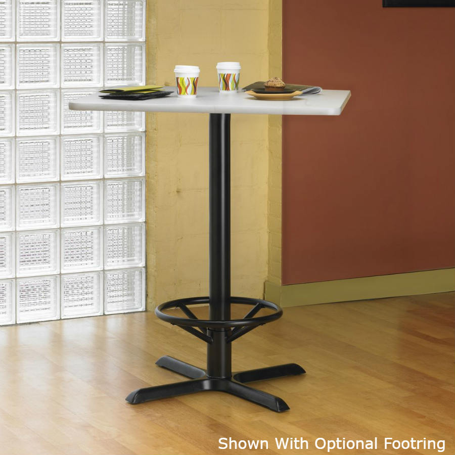 36 Square High Top Table Ca36shb