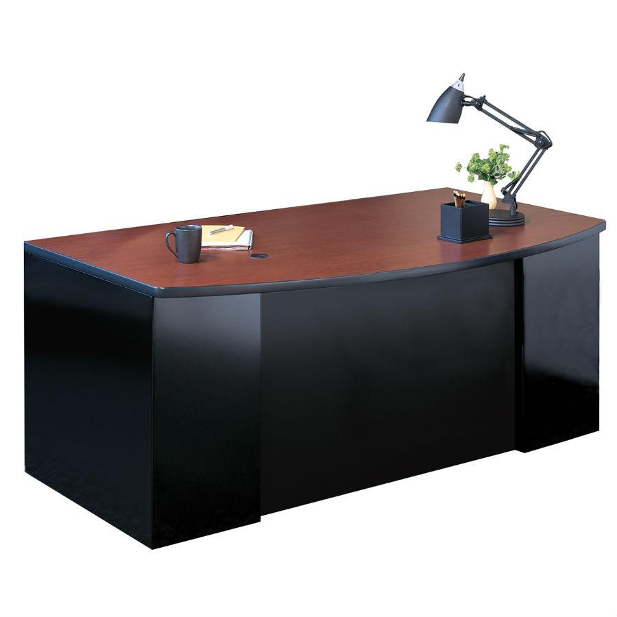 Csii 72 W X 39 D Bow Front Desk