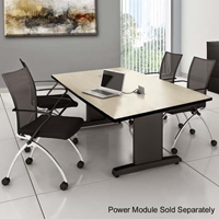 "CSII 72"" x 36"" Rectangular Premier Conference Table"