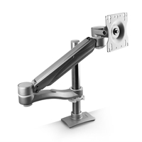 Single Screen Pole-Mounted Monitor Mount