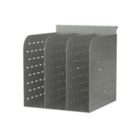 Even Slat Wall Folder/Paper Sorter Tray