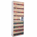 "97""H 9-Tier Medical Shelving (Letter Size)"