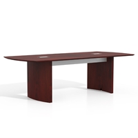 Medina 8 Conference Table in Mahogany