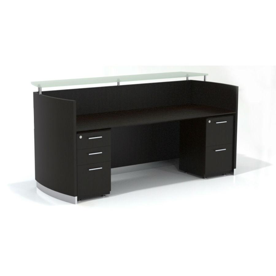 Na Reception Desk In Mocha Mnrsldc