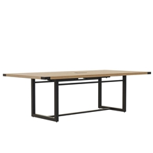 Mirella 8' Conference Table in Sand Dune