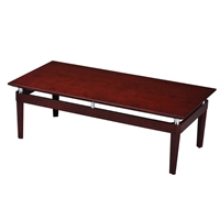 Napoli Coffee Table in Sierra Cherry