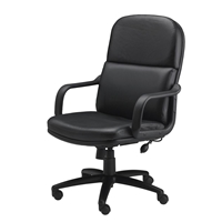 Big and Tall Executive Leather Chair