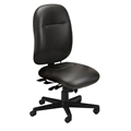 Big and Tall Leather Task Chair