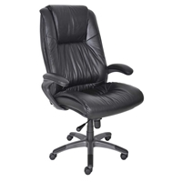 Ultimo 100 High Back Leather Chair