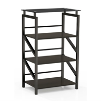 SOHO Glass Top Bookshelf