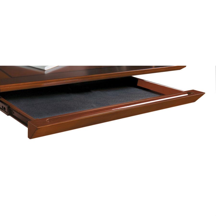 Soro Center Drawer For Desks And Credenzas In Bourbon Cherry Scdscr