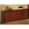 Sorrento Low Wall Cabinet in Bourbon Cherry