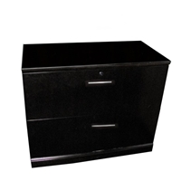 Sorrento 2-Drawer Lateral File in Espresso