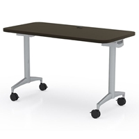 "18"" x 48"" Cohere Flip and Nest Table"