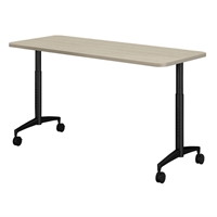 "18"" x 48"" Cohere Adjustable Height Training Table"