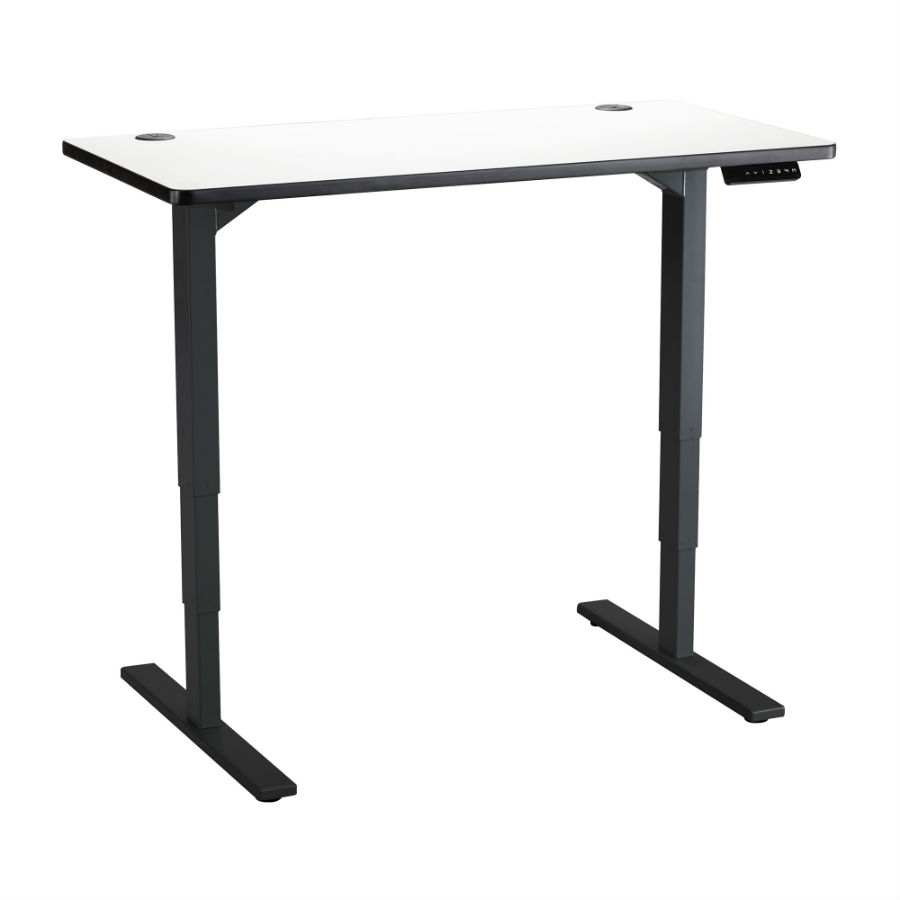 Safco 60 X 24 Electric Height Adjustable Table Dew