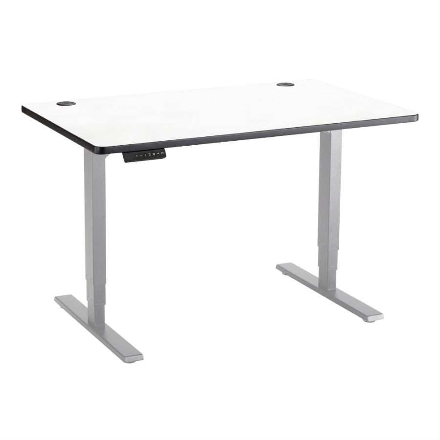 Safco 60 Quot X 24 Quot Electric Height Adjustable Table Dew