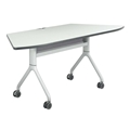 "Rumba 72"" x 30"" Trapezoid Nesting Table"